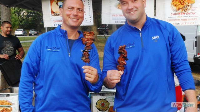 Jerk Chicken - Verona Wellness Fair